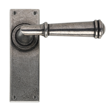 Merveilleux Durham Pewter Latch Door Handle