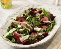 Fillet of beef salad