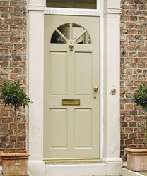 Carolina glazed door