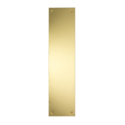 Brass fingerplate
