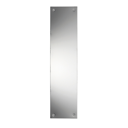 Polished Stainless Steel fingerplate