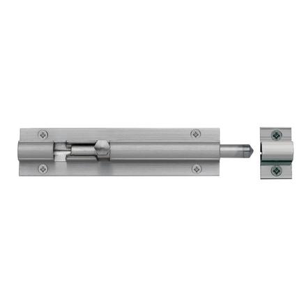 Satin Nickel barrel bolt