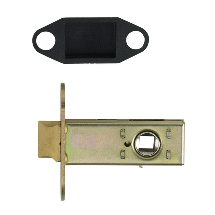 Premium tubular mortice latch
