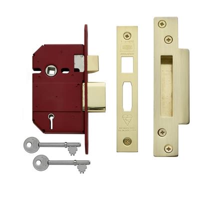 British Standard 5 lever lock