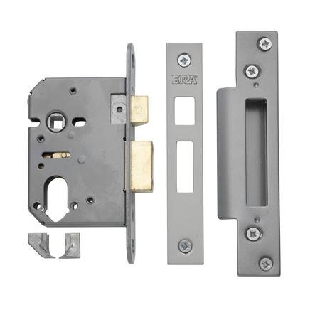 Euro/oval cylinder sashlock case