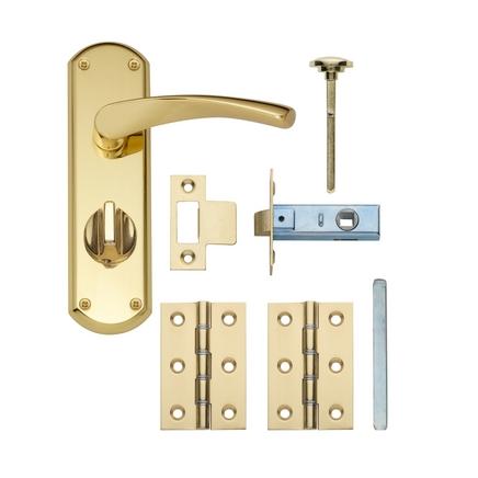 Brass Privacy Pack