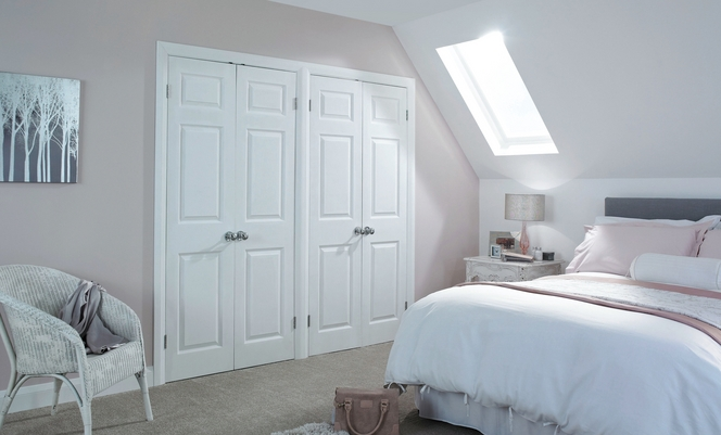 Bedroom Closet Door Ideas Advice Amp Inspiration Howdens