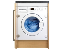 1600rpm integrated washing machine
