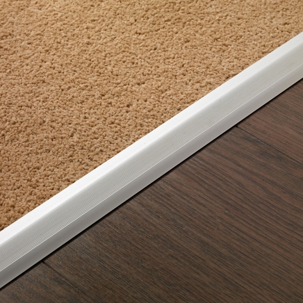 Profile b 38mm laminate to carpet or linoleum flooring for Lino laminate flooring