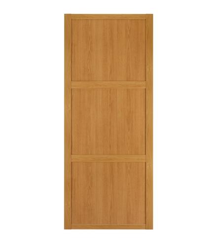 Oak Shaker panel door