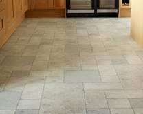 Professional Continuous Limestone laminate tiles