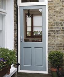 H2XG glazed door