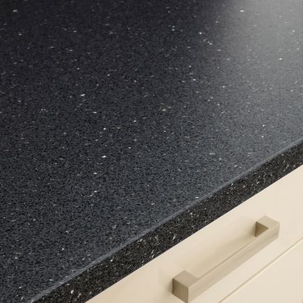Quartzstone Grey Worktop Howdens Joinery