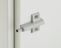 Soft closing door attachment