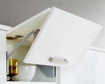 Bi-fold hinge mechanism
