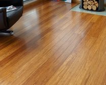 Howdens Solid Wood flooring