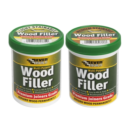 Stainable wood filler 250ml