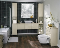 Bathroom cabinet range