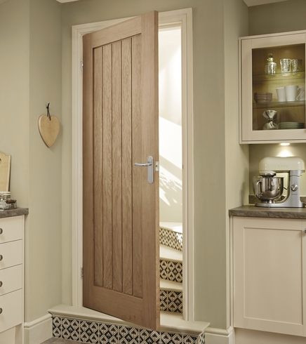 Genoa Oak Door Howdens Joinery