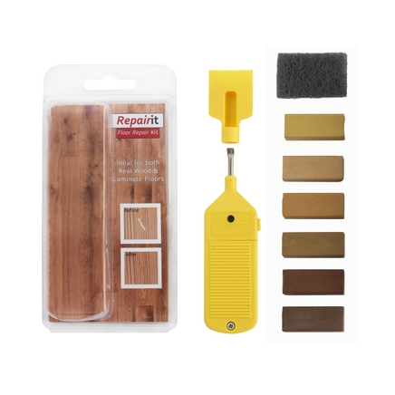 Flooring care kit