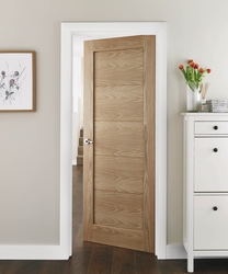 Westlock Oak door