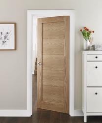 Westlock Oak door