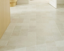 Professional Continuous Light Stone laminate tiles
