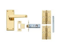 Budget Brass latch pack