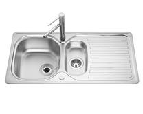 Lamona standard 1.5 bowl sink