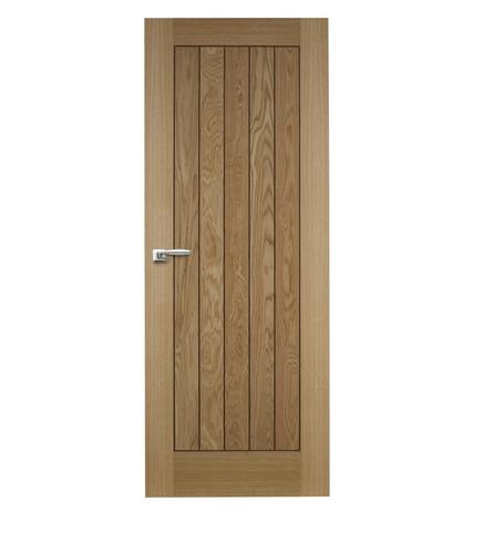Dordogne Inlaid Oak veneer door