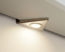 LED Slimline pyramid downlighters