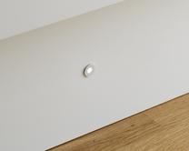 LED Circular plinth lights