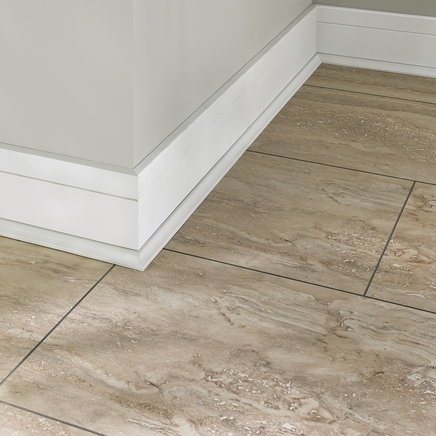 White Scotia Flooring Accessories Flooring Collection