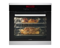 Lamona touch control single pyrolytic oven