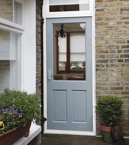 H2XG glazed door