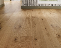 Howdens Real Wood flooring
