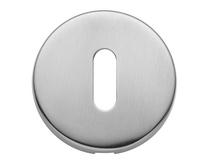 Satin Stainless Steel round