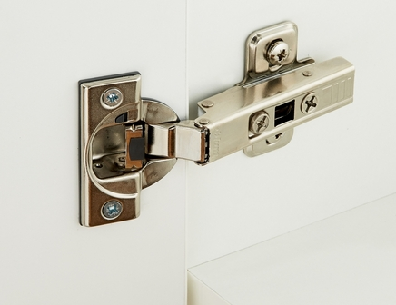 Soft close hinges for standard kitchens | Kitchen fixtures ...