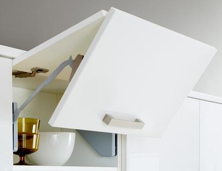 Bi-fold hinge mechanism