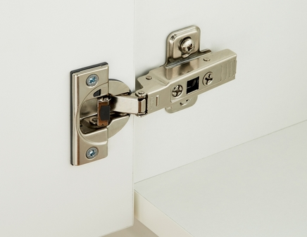 95º Hinge for Integrated Handle