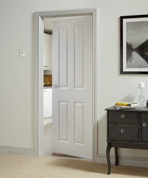4 Panel smooth door