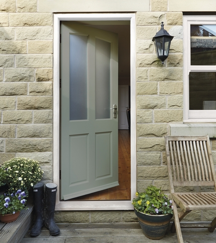 Richmond glazed door external hardwood doors doors for External hardwood doors