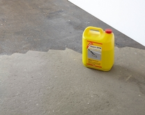 Paintable damp proof membrane