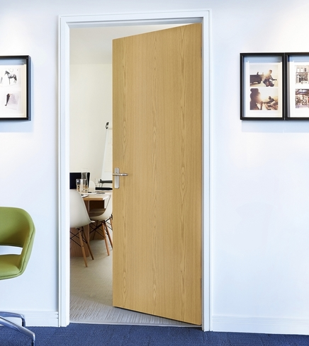 Oak Foil Door Internal Flush Doors Doors Amp Joinery