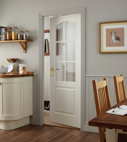 Arched top grained 6 light glazed door internal moulded panel arched top grained 6 light glazed door planetlyrics Images