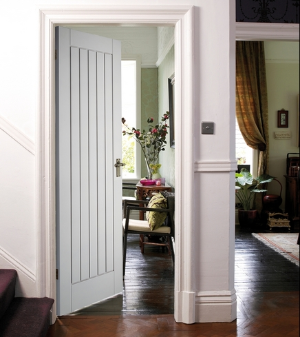 Primed Dordogne Door Internal Stile Amp Rail Doors Doors