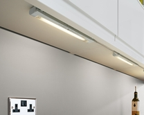 Fluorescent interlink lights