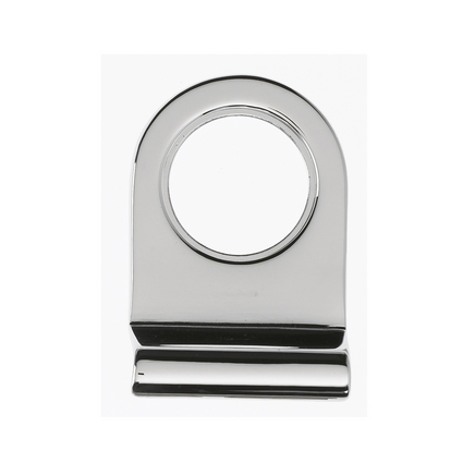 Chrome plated cylinder pull