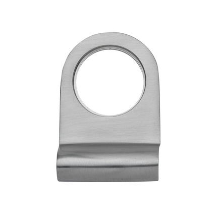 Satin Nickel cylinder pull