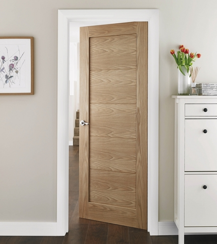 Westlock Oak door & Westlock Oak door | Internal hardwood doors | Doors \u0026 joinery ...